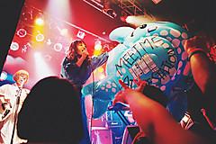 関西ガールズロックシーンを牽引する人気バンド絶景クジラ初のワンマンライブ@北堀江club vijon