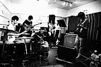 9mm Parabellum Bulletコピーセッション@ベースオントップ大阪天六店