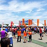 ランナーズ24時間リレーマラソン@舞洲スポーツアイランド