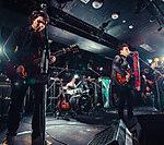 元オアシスのアンディ・ベルが結成した伝説のUKロックバンドHurricane#1が梅田Zeela3周年イベントに登場!!