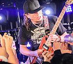日本が誇るギタリストLOUDNESS高崎晃氏他、豪華メンツが登場!mindblow Rock Fes COUNTDOWN LIVE!!2016@大阪梅田Zeela