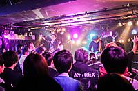 BASS ON TOPがプッシュアップする若手バンドが集結!GOLDEN EGGS@心斎橋VARON レポート