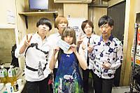 ex.Hysteric BlueボーカルTama本格始動!ソロライブ 『Tama LIVE TOUR 2017~Delight in Third~』@club vijonレポート