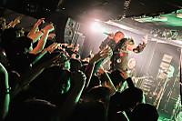 メタル最強!THE冠 単独公演 表、裏、裏の裏2017〜灼熱の鋼鉄監獄固め〜@大阪梅田Zeelaレポート