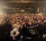 """心に響く上質なサウンド fox capture plan """"FRAGILE"""" TOUR@大阪梅田Zeela レポート"""