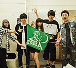 クアイフ念願の大阪梅田Zeelaワンマンライブ!メジャーデビュー決定 Live Tour 「next for the future」@大阪梅田Zeela レポート