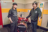 現役プロミュージシャンの夢のレッスン!gibkiy gibkiy gibkiyドラマーSakura氏指導によるプレミアムレッスン@BASS ON TOP 大阪 天六店