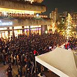 400組ものアカペラグループが東京ソラマチにハーモニーを響かせる