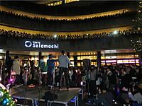 東京スカイツリータウンに全国から400組以上のアカペラグループが集結/東京ソラマチがアカペラ一色に