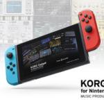 """楽しみ方色々!ゲームの域を越えたDAW """"KORG Gadget for Nintendo Switch"""""""