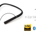 音質にこだわりたいユーザーお勧めのradius ハイレゾ対応Bluetoothイヤホン「HP-BTL01K」
