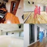 【覗いてみた】ダンス・アカペラ・ピアノ・イベントホール超大型複合スタジオ!!神戸元町に誕生