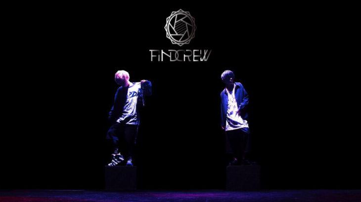 8月8日、心斎橋 VARONにてFINDCREW All Free Download 2nd mini Album「ピーターパン症候群」Release Tour -初日大阪編-が開催!