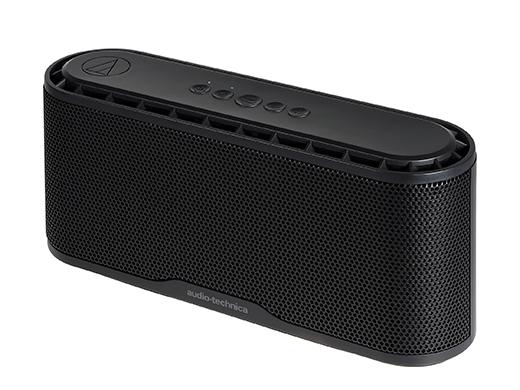 8月3日よりオーディオテクニカ が「SOLID BASS series」Bluetoothスピーカーの2機種を発売