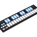 タブレット、モバイルデバイスでの音楽制作に最適なキーボードデバイス「K-Board」