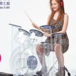 """新発想!どこでもお手軽に演奏できる電子ドラムMusic Airの""""Qdrum"""""""