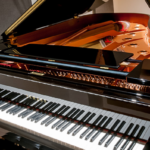 ピアノ練習からコンクール提出用動画の制作まで可能なピアノレコーディングスタジオ
