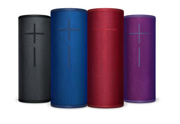 水に浮かぶ円筒型Bluetoothスピーカー「MEGABOOM 3」、「BOOM 3」とワイヤレス充電ドッグ「POWER UP」