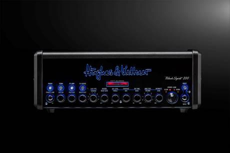 期待大!Hughes & Kettnerから新型ギターアンプ『Black Spirit 200』が登場