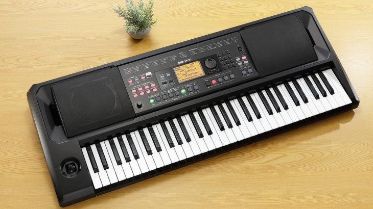 「自分の好きな曲を弾きたい」「思いついたメロディをオリジナル曲にしたい」自動伴奏機能付きキーボード「EK-50」