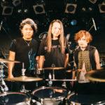 Sakura、LEVIN、shujiの3人のドラマーによるイベント『Busker Noir』in 大塚Deepa(8/31)ライブレポ