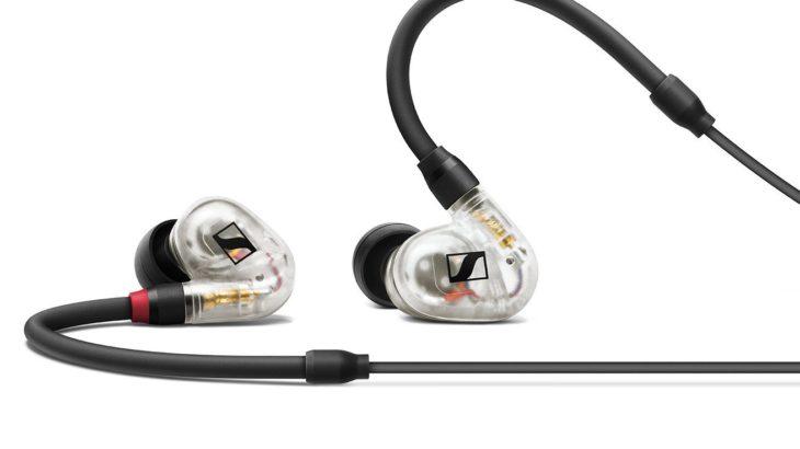 ゼンハイザーが、プロフェッショナル向けの耳掛け型モニターイヤフォン「IE 40 PRO」をリリース