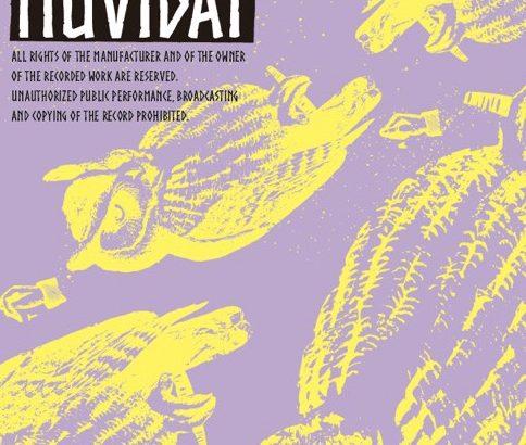 1月19日, Uqui&MAH (ex. SHAKALABBITS)によるMuvidat, 1stミニアルバムリリパをアメリカ村DROPにて開催!