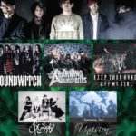 3月19日 梅田Zeela  OVER KILL in Osaka CHASED BY GHOST OF HYDEPARK:2nd Mini Album「HUNTING GROUND」Release Tour