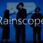"3月8日 北堀江club vijon  Rainscope first mini album release party ""DIVE"""