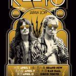 4月13日・14日、Zirco Tokyoにて「The KAATO Slam! Tour Japan 2019」開催!