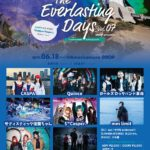 6月18日アメリカ村DROP CASPA 3rd シングルリリースツアー「The Everlasting Days Vol.07」