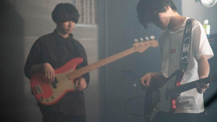 """【ライブレポート】『ONE Ogu ROCK vol.4  and 3rd single """"内部構造/過ぎ""""リリースツアー 〜straw and swallow tour〜』"""