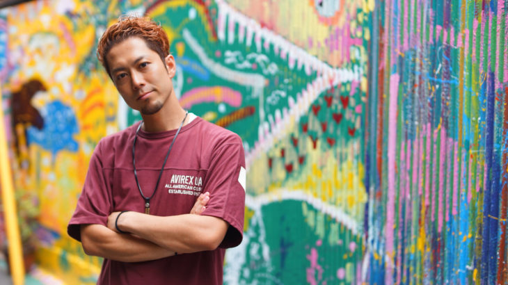 【DANCE WORKSHOP】:LOCK YUJI(THE CHALLENGER)