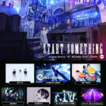 8月2日心斎橋VARON Start Something vol.37-Leaping Destiny 'III (スリー)' RELEASE TOUR-