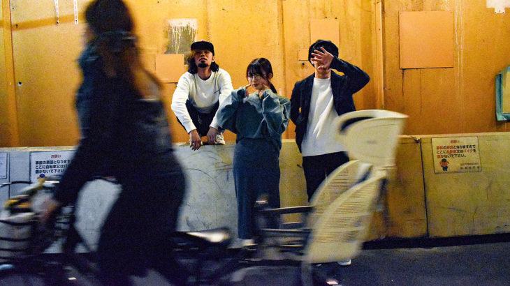 8月26日北堀江club Vijon 夜の最前線 3rd Single『青い春』Release Event