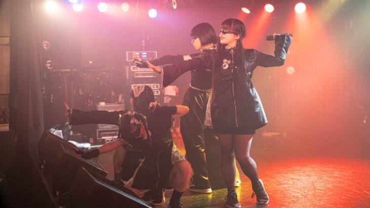 9月17日吉祥寺CLUB SEATA:めろん畑a go goイベントレポート