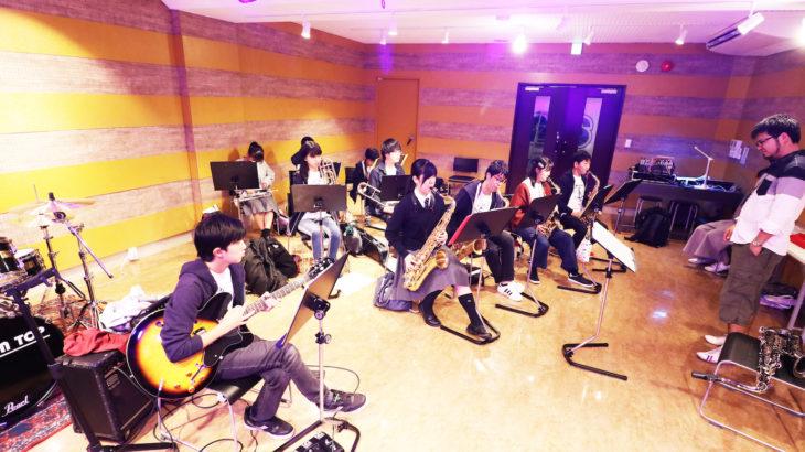 神戸元町BOTHALL × ビックバンド「神戸ユースジャズオーケストラ」