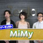 【MiMy】ライブ&トーク!<1日1組ライブハウスで今注目のアーティスト紹介番組「MUSIC×HUNTER 365」>
