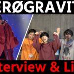 【ZERØGRAVITY】ライブ&トーク!<1日1組ライブハウスで今注目のアーティスト紹介番組「MUSIC×HUNTER 365」>