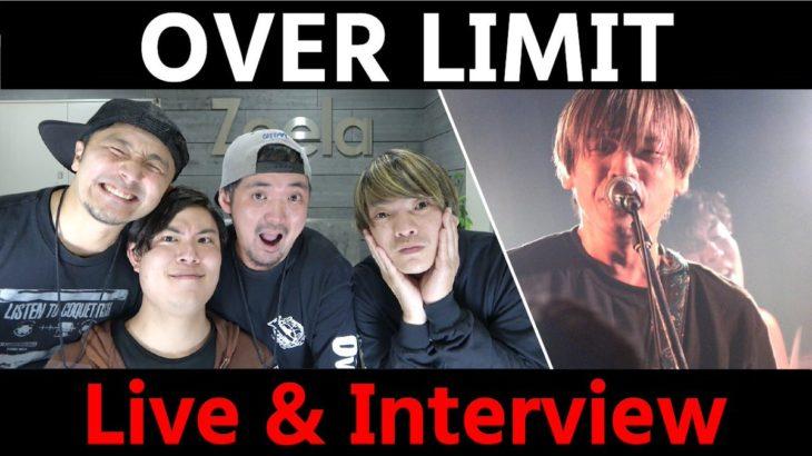 【OVER LIMIT】ライブ&トーク!<1日1組ライブハウスで今注目のアーティスト紹介番組「MUSIC×HUNTER 365」>