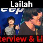 【Lailah】ライブ&トーク!<1日1組ライブハウスで今注目のアーティスト紹介番組「MUSIC×HUNTER 365」>