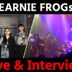 【EARNIE FROGs】ライブ&トーク!<1日1組ライブハウスで今注目のアーティスト紹介番組「MUSIC×HUNTER 365」>