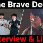 【the Brave Deer】ライブ&トーク!<1日1組ライブハウスで今注目のアーティスト紹介番組「MUSIC×HUNTER 365」>