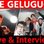 【THE GELUGUGU】ライブ&トーク!<1日1組ライブハウスで今注目のアーティスト紹介番組「MUSIC×HUNTER 365」>