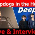 【Sheepdogs in the Hollow】ライブ&トーク!<1日1組ライブハウスで今注目のアーティスト紹介番組「MUSIC×HUNTER 365」>