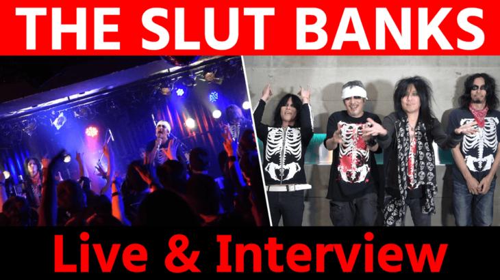 【THE SLUT BANKS】ライブ&トーク!<1日1組ライブハウスで今注目のアーティスト紹介番組「MUSIC×HUNTER 365」>