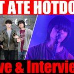【CAT ATE HOTDOGS】ライブ&トーク!<1日1組ライブハウスで今注目のアーティスト紹介番組「MUSIC×HUNTER 365」>