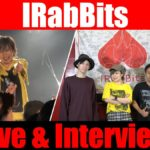 【IRabBits】ライブ&トーク!<1日1組ライブハウスで今注目のアーティスト紹介番組「MUSIC×HUNTER 365」>