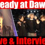 【Ready at Dawn】ライブ&トーク!<1日1組ライブハウスで今注目のアーティスト紹介番組「MUSIC×HUNTER 365」>