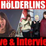 【HöLDERLINS】ライブ&トーク!<1日1組ライブハウスで今注目のアーティスト紹介番組「MUSIC×HUNTER 365」>